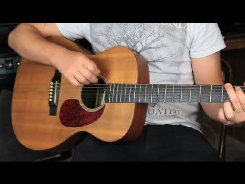 How to Develop a Relaxed Guitar Strumming Wrist : Proper Guitar Technique