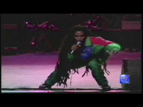 G.B.T.V. CultureShare ARCHIVES 1993: RAS ISLEY