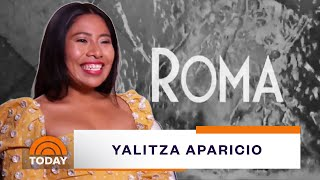 Yalitza Aparicio And Marina De Tavira Talk 'Roma' Oscar Noms | TODAY