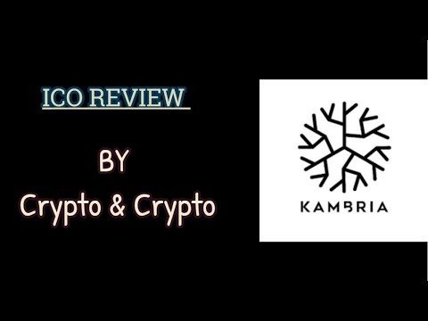 Kambria| ICO Review|Future of AI & Robotics