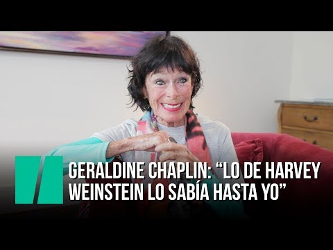 Geraldine Chaplin: