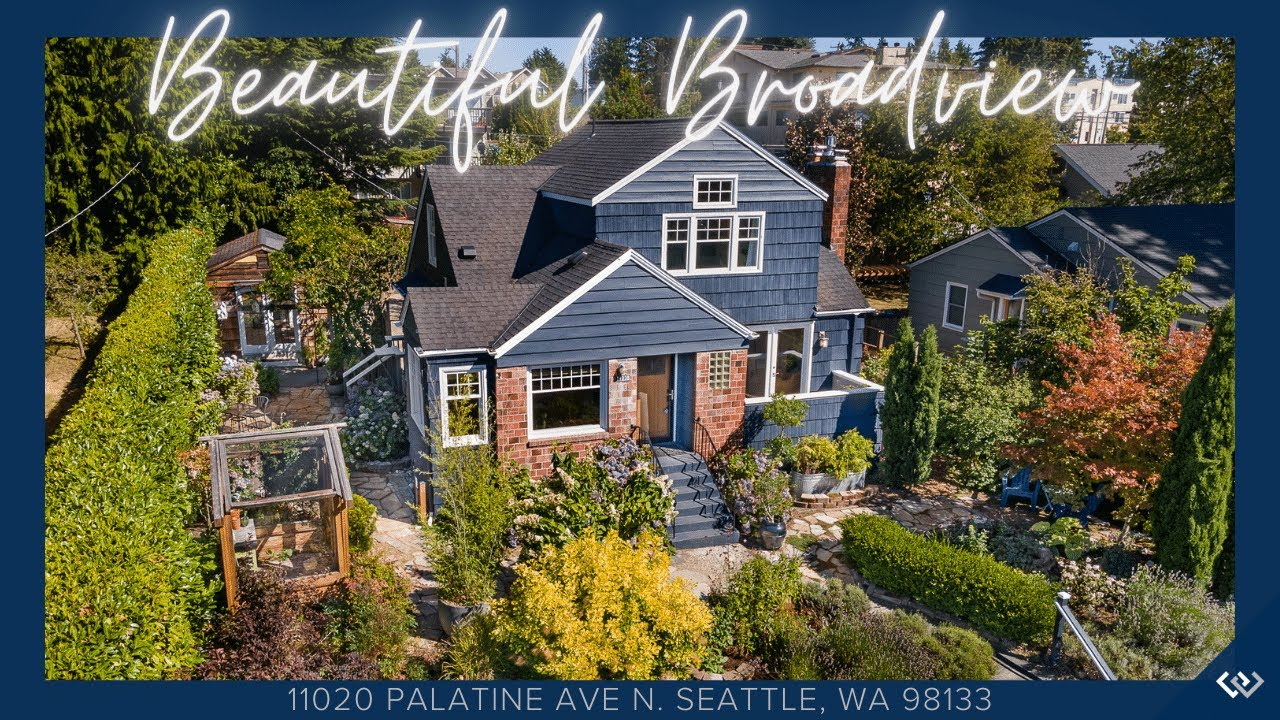 11020 Palatine Ave N. Seattle, WA 98133 MLS# 1656523 BrennerHill