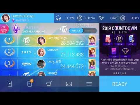 Superstar JYPNation - 2019 Countdown Event + R/S/A PACK + Golden Pig Event