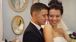 Роман и Анастасия|Самая трогательная свадьба|Киров|ZEBRA films