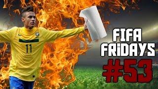 Download Video FIFA FRIDAYS #53 - NEYMAR GEBRUIKT KEUKENROL! MP3 3GP MP4