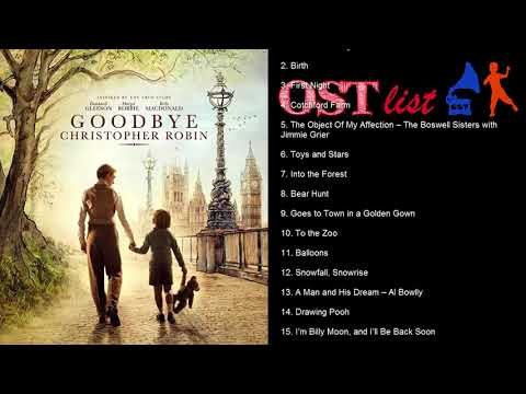 Goodbye Christopher Robin OST List