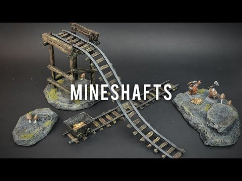 Minecarts, Mushrooms & Piles of Gold - Miscast Terrain - S02E04