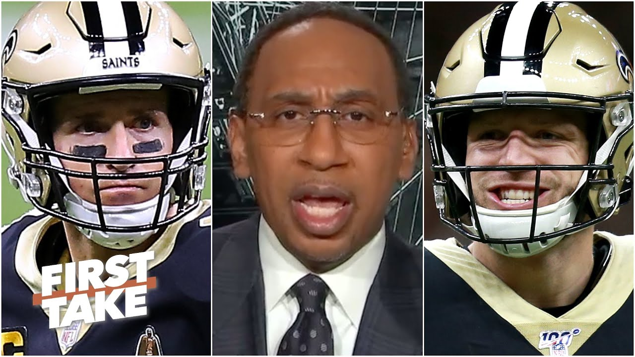 Stephen A. is impressed by Taysom Hill: He can do something Drew Brees cant'! | First Take