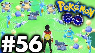 BEST PLACE FOR POKEMON GO EVER...!!! | Pokemon GO Gameplay Part 56 | *NEW* Regional Exclusive Catch!