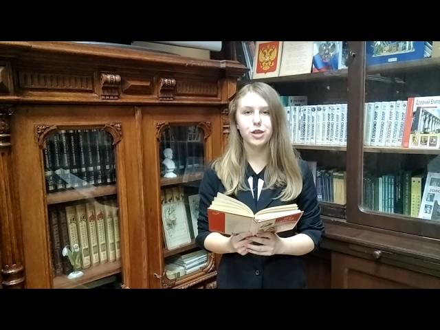 Изображение предпросмотра прочтения – ВикторияАлексеева читает произведение «Волк и Кот» И.А.Крылова