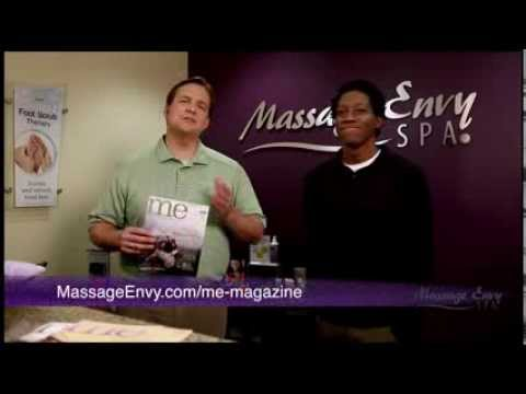 60 Healthy Seconds With Massage Envy Spa Stress Relief