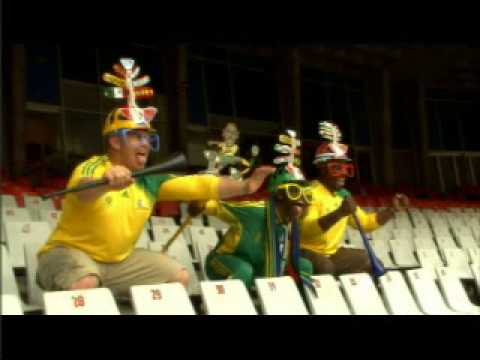 FIFA Confederations Cup ad with John Smit and Tend...