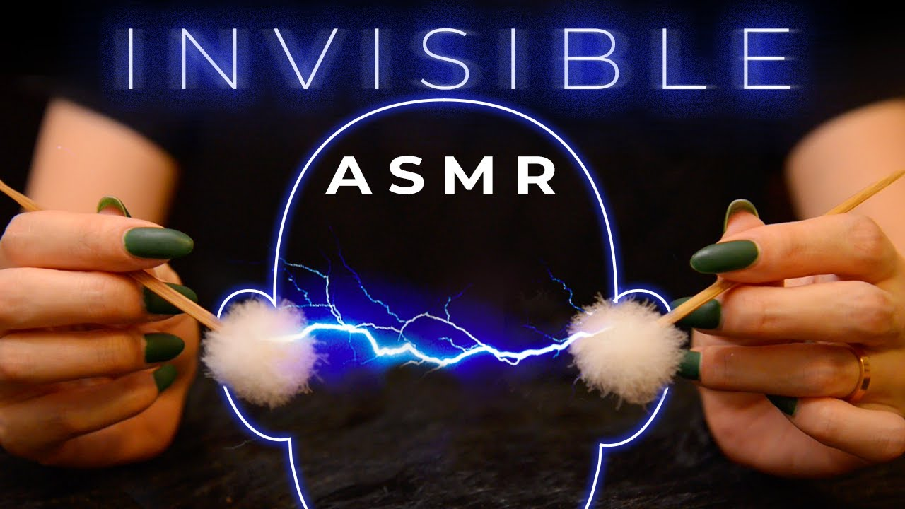 ASMR Invisible & Intense Electrifying Trigger: The Helicopter (No Talking)