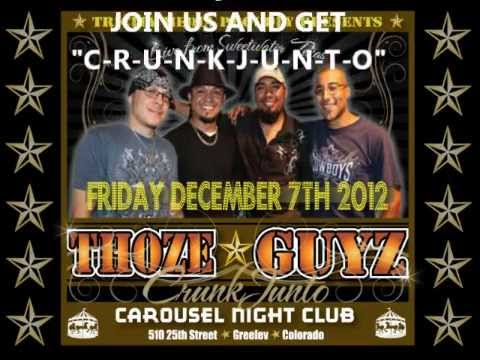 "TRI CITY MEDIA PROUDLY PRESENTS LIVE FROM SWEETWATER, TEXAS | ""THOZE GUYZ"""