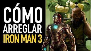 Cómo arreglar Iron Man 3