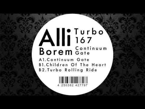 Alli Borem - Children Of The Heart (Original Mix) [TURBO RECORDINGS]
