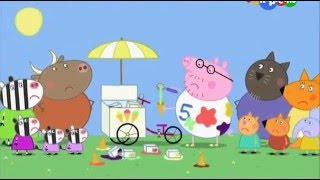 Мультик Свинка Пеппа 3 сезон 38 серия - У мисс Кролик выходной.