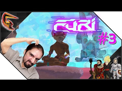 El sabio anciano - #3 Walking into Furi