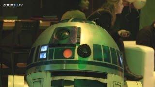 Kinect Star Wars Michael Johnson interview - Xbox anniversary event Amsterdam - HD 1080p