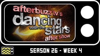 Dancing With The Stars: Athletes Season 26 Week 4 Review w/ Kristyn Burtt | AfterBuzz TV