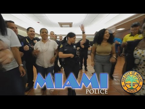 A Polícia Mais Legal do Mundo! Miami PD - Running Man Challenge - Portuguese Captions
