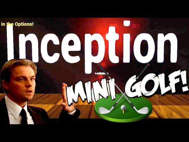 INCEPTION MINI GOLF! Golf IT en Español - GOTH