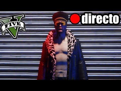 ? EN DIRECTO - GTA 5 -  EL MAS BUSCADO DE MORDOR - Nexxuz thumbnail