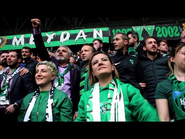 Çorumspor maçının ardından