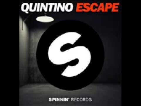 Quintino-Escape(Original mix)(New song 2015)