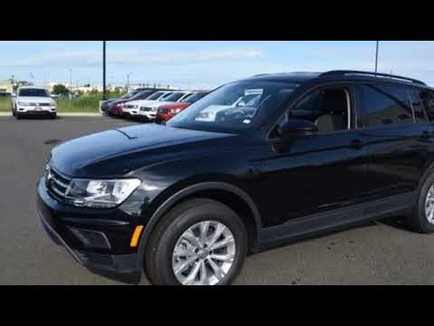 New 2019 Volkswagen Tiguan Capitol Heights, MD #VKM184685