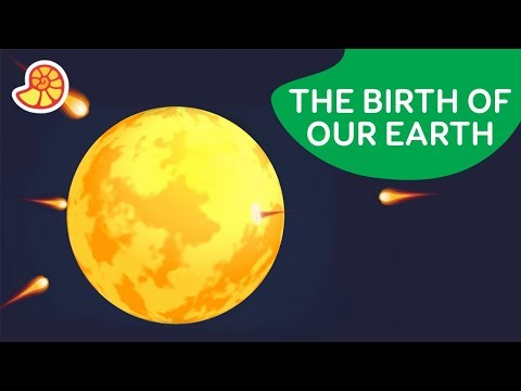 How Planet Earth was Formed   Down to Earth