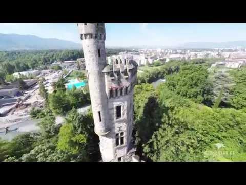 La Tour de Champel ::: dronestar.ch
