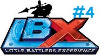 (FR) Little Battle Epérience (LBX) Saison 1 Episode 4: Achille Contre Pharaon