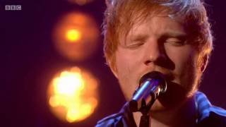 Ed Sheeran Castle On The Hill Live On The Graham Norton Show