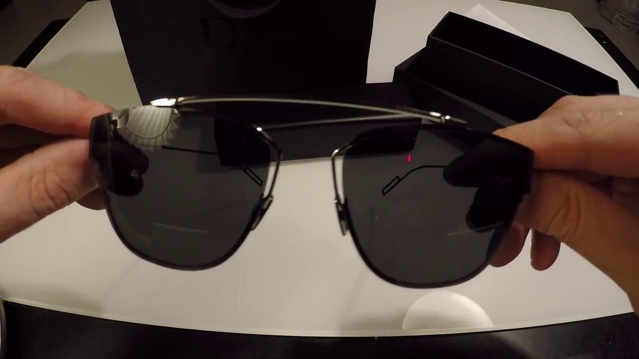 1e23af607868c DIOR 204S Sunglasses Unboxing   Review - YouTube