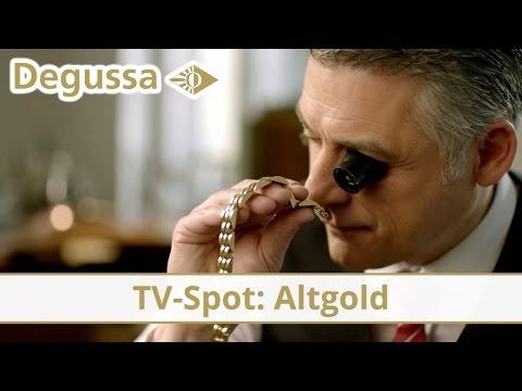 Degussa TV-Spot Altgold