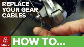 How To Change Your Gear Cables