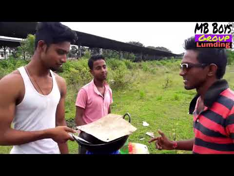 Chicken Beriany Comedy video Created By MB Boys Group Lumding Keep Like & Share this video