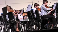 We Three Kings Rock Concert Strings Lake Michigan Youth Orchestra Miriam Jordan Cello