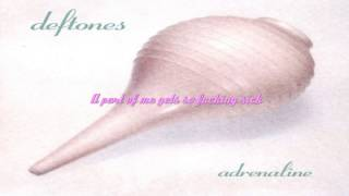 Deftones Lifter Lyrics