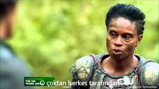 The 100 3. Sezon  - Türkçe Altyazı