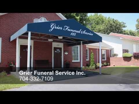 Grier Funeral Service Inc. Located In Charlotte, NC