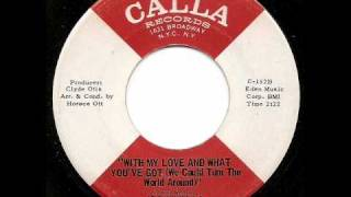 JEAN WELLS - With My Love And What You