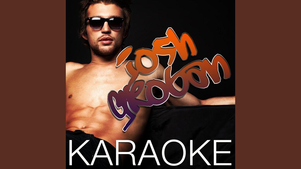 Awake (In the Style of Josh Groban) (Karaoke Version) Chords