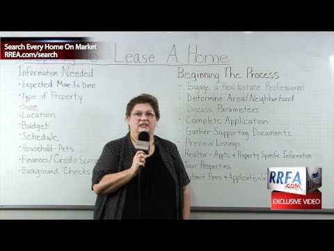 WBM #51: The Home Leasing Process, Pt. 1