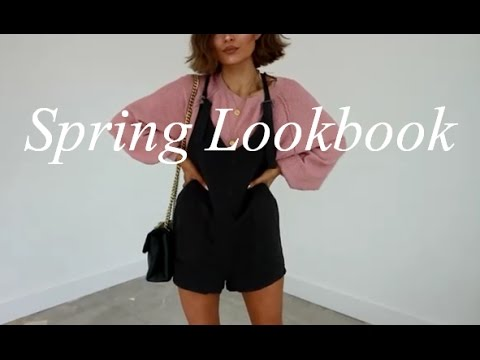 Spring Outfit Lookbook 2017 - LISSY RODDY