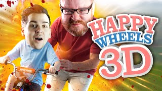 HAPPY WHEELS 2.0 - Guts and Glory (Tuesdays With Simon)