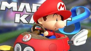 HOLA C'EST BIEN TROP RAPIDE!   Mario Kart 8 FR #1