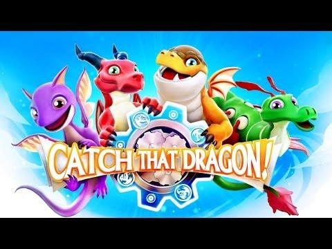 Catch that Dragon! - Universal - HD (Sneak Peek) Gameplay Trailer