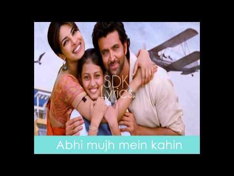 Abhi Mujh Mein Kahin (female version) ~ Agneepath ~ Aparna Shibu